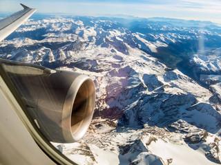 Die Alpen in Österreich