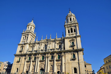 Cathedral of Jaen, Andalusia, Spain