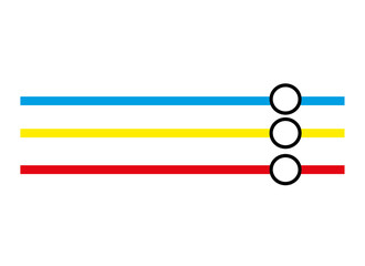 subway lines map