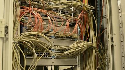 Netzwerk-Hub Sicherheit