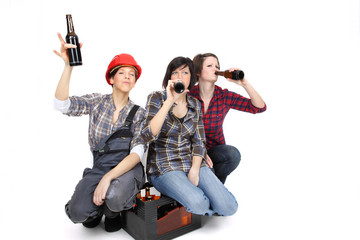 Feierabend und Bier