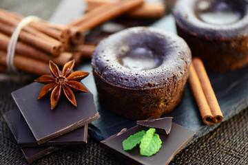Nachtisch, Schokolade