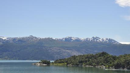 Hardanger, Hardangerfjord, Fjord, Sommer, Norwegen