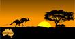 ������, ������: Australian savanna