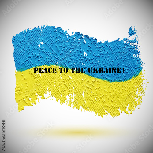 Peace to the Ukraine !