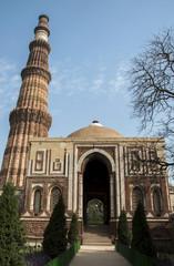 Qutub minar and gate