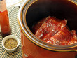 Spareribs, Seasoned, Ready to Cook in Crock Pot - 64003360