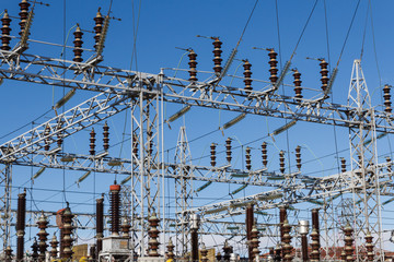 Jicaras en Central Electrica
