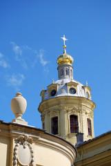 Cupola chiesa ortodossa
