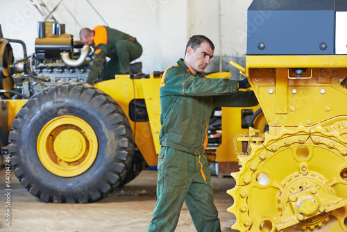 industrial assembler worker