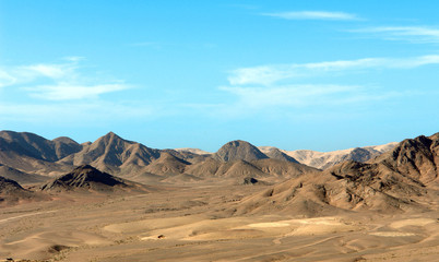travel, nature, Israel, Sinai desert,