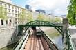 Rundbogenbrücke in Wien 3
