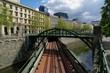 Rundbogenbrücke in Wien 2