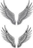 Wings tatoo - 64011507