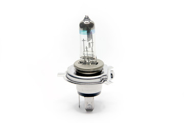car light bulb for use in illumination when moving