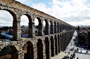 セゴビア水道橋(スペイン)