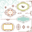 Ornate Frames Set