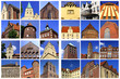Westfälische Städte: BORKEN+HALTERN+DÜLMEN+COESFELD