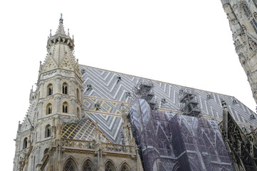 Stephansdom in Wien 5