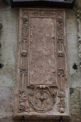 Grabsteine am Stephansdom in Wien 1