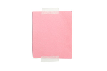 Blank Card, Adhesive Tape