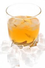 Whisky et glaçons