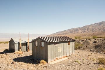 Death Valley cabins