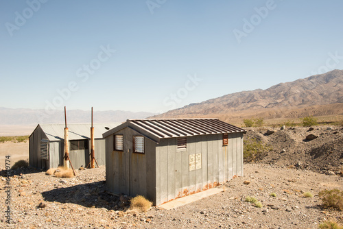 Death Valley cabins