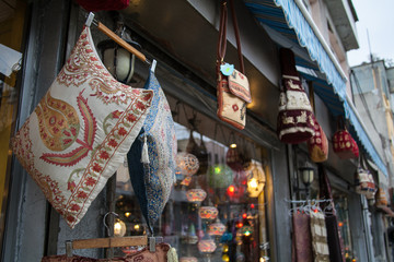 Traditional Turkish Gift Shop