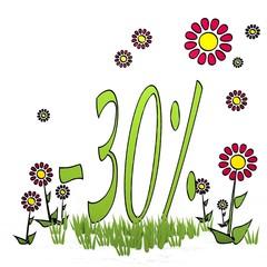spring flower discount