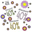 spring flower discount collectrion