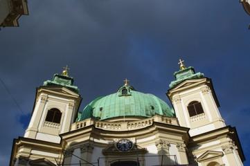 Peterskirche in Wien 1