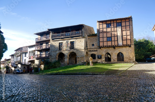 Spanish destination, Santillana del Mar