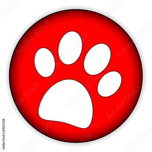 Paw button
