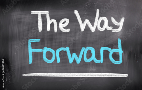 The Way Forward Concept