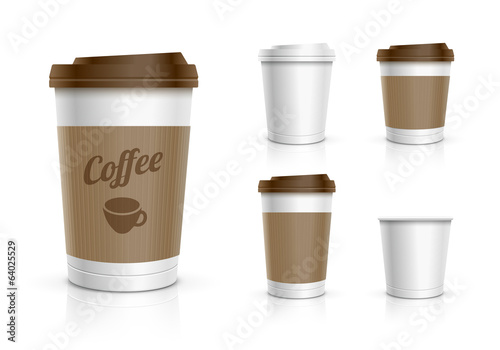 Disposable Cup Set - 64025529
