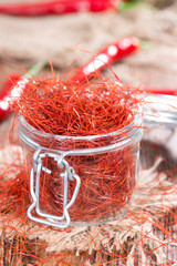 Dried Chilli Strings