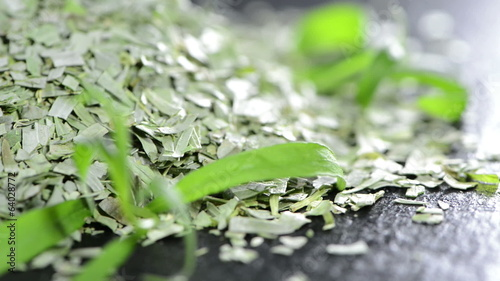 Dried Tarragon (seamless loopable)