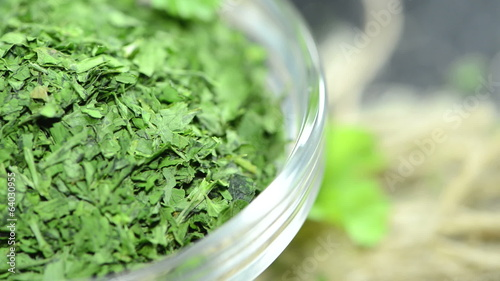 Portion of Parsley (not loopable)