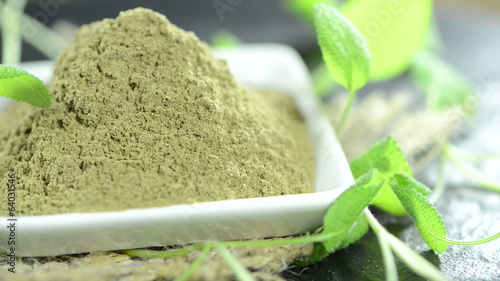 Sage Powder (not loopable)