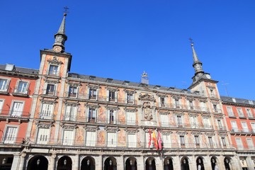 Madrid, Spain - Plaza Mayor