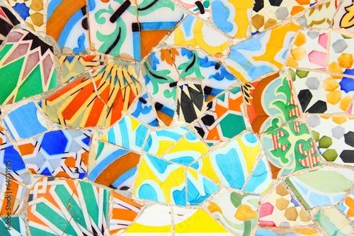 Papiers peints Artistique Barcelona
