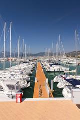 Marina d'Arechi di Salerno