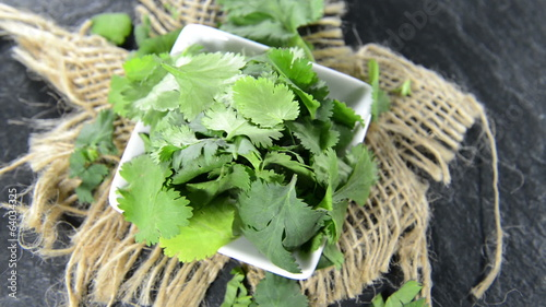 Portion of Coriander (loopable)