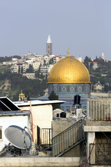 Al'Aqsa Mosque  in the Old City of Jerusalem, Israel