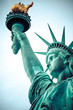 The Statue of Liberty at New York City - 64034756
