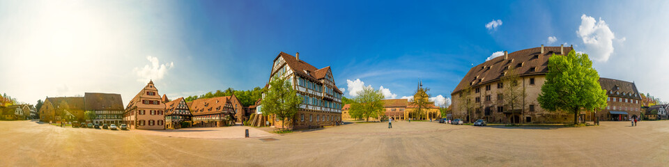 Kloster Maulbronn 360° Panorama