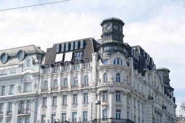 Historisches Haus in Wien 10
