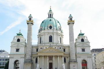 Karlskirche Wien 2