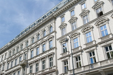 Historisches Haus in Wien 1